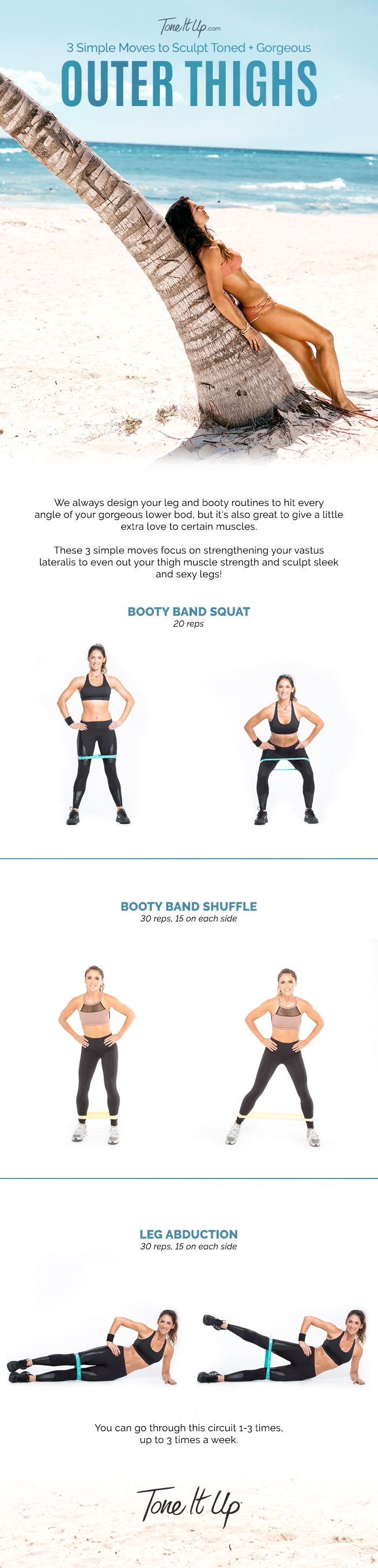 how to get toned thighs