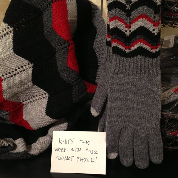 Traverse Traveler Gift Guide 2012 Nest knit gloves