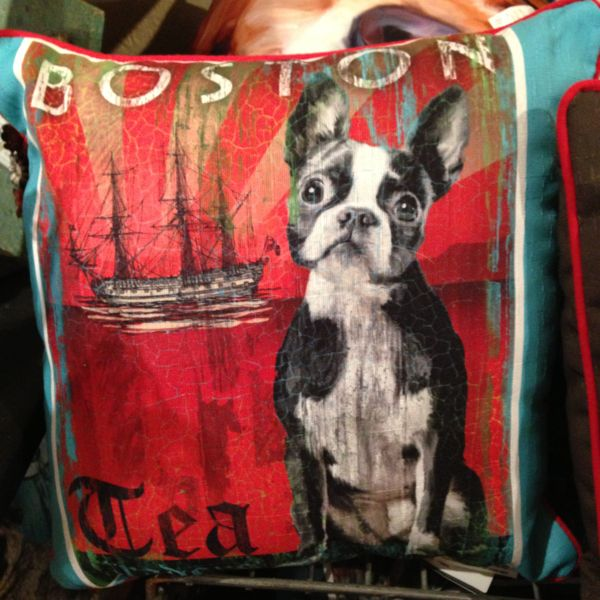 Traverse Traveler Gift Guide 2012 dog pillow