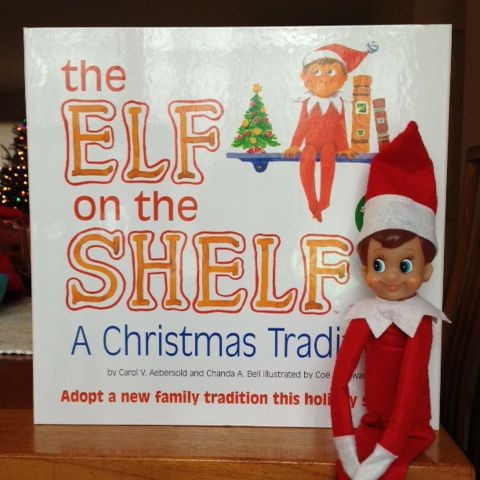 Traverse Traveler Gift Guide 2012 Elf on the Shelf
