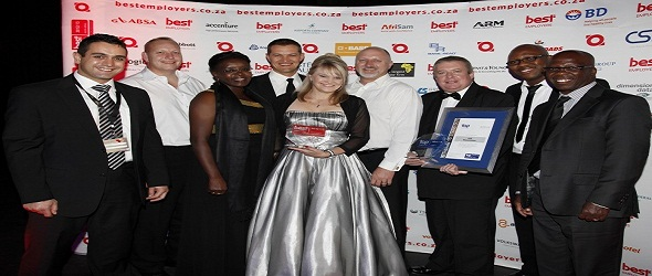 The CRF Institute recognised G4S as a Top Employer in Africa for 2012/13 in nine African countries.