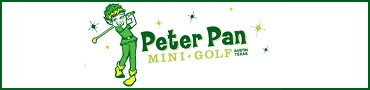 Peter Pan Mini-Golf's Logo