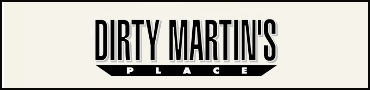 Dirty Martin's's Logo