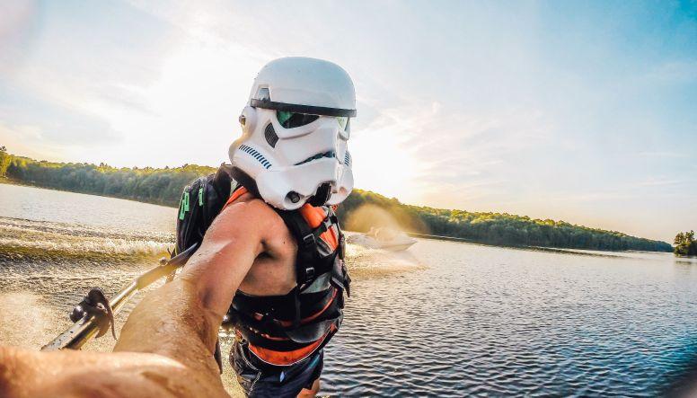 Stormtrooper Boarding
