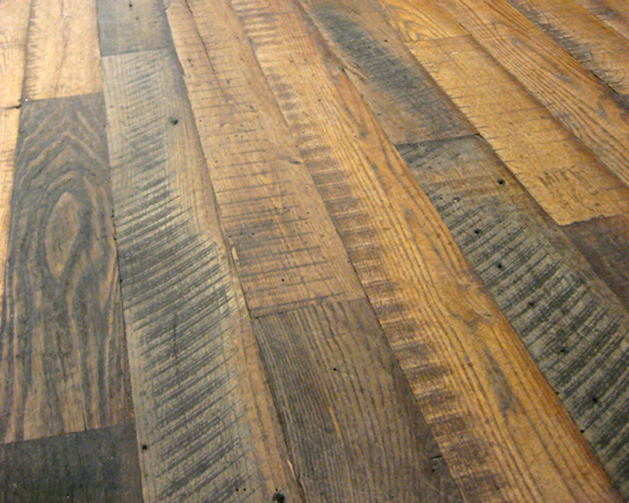 Rough Sawn Wood ~ Rough sawn flooring floor matttroy