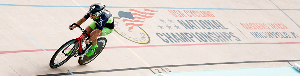 USA Cycling Masters Track National Championships