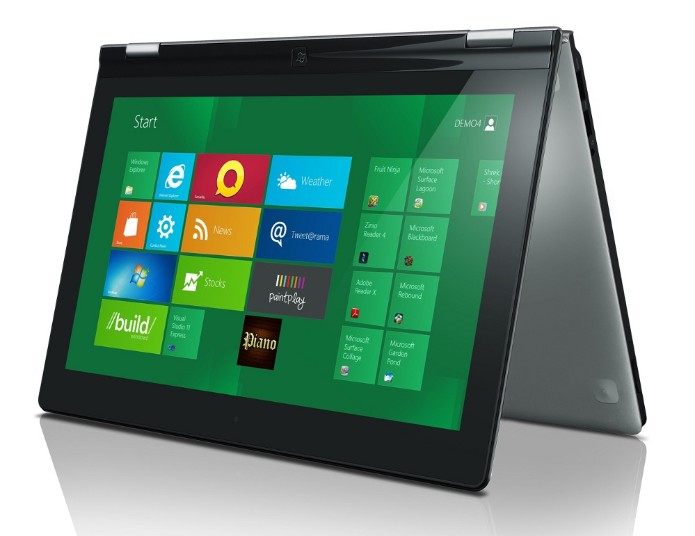 Windows 8 Convertible Ultrabooks
