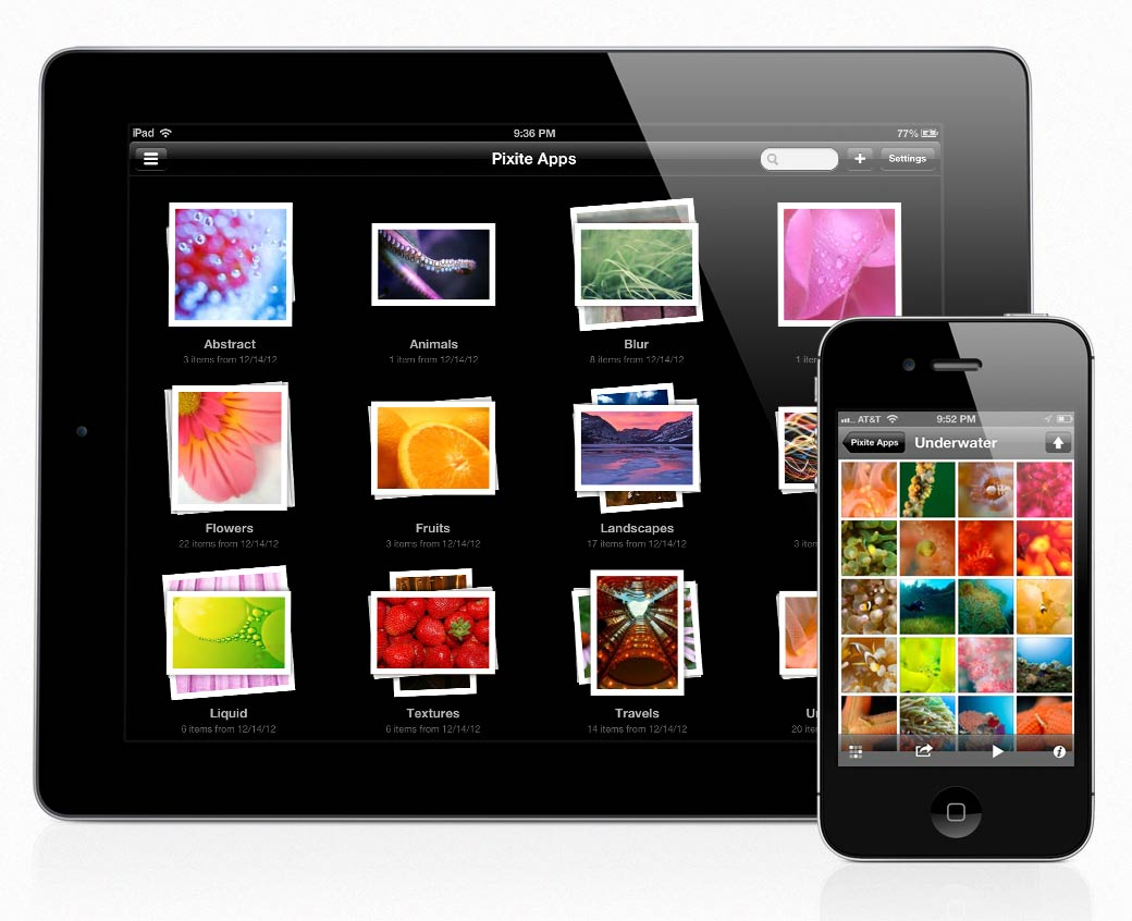 Unbound—A Dropbox Photos App for iPad and iPhone