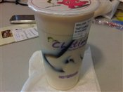 TieGuanyin Tea Latte with Grass Jelly