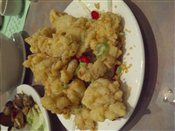 Spice and pepper squid