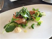 salmon summerlicious appetizer