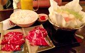 Beef Paper Hotpot