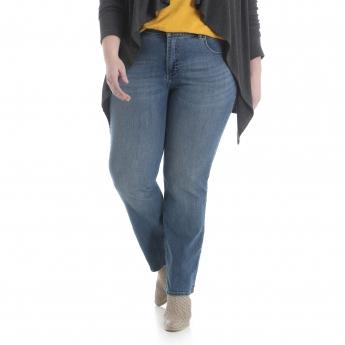 157EST9 - Midrise Straight Jean
