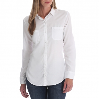 SLB6WVW - Relaxed Button Down Shirt