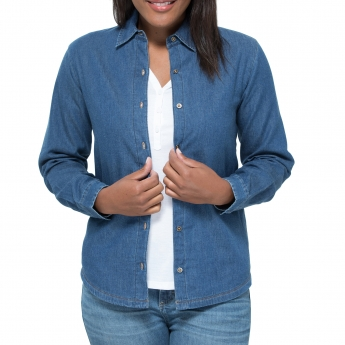 SLF0WWB - Fleece Lined Flannel Shirt Jacket