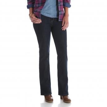 1FMBCR4 - Fleece Lined Bootcut Jean