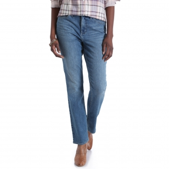 1SVTCW7 - Curvy Straight Leg Jean