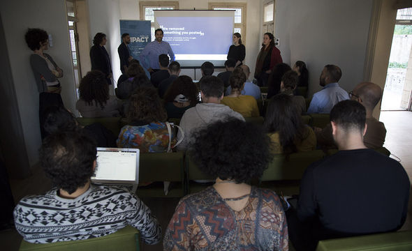 Impact Data Lab | Amman@MMAG Day 4 | March 2018