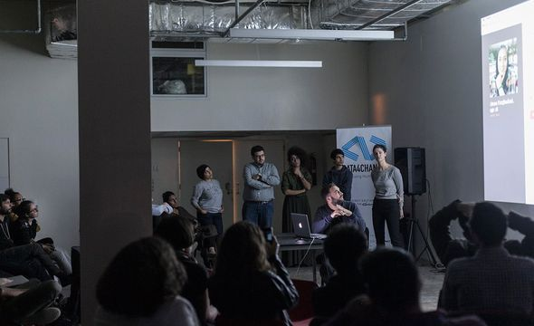 Data4Change | Beirut | November 2015