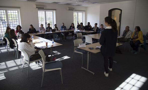 Impact Data Lab | Amman@Columbia Day 1 | March 2018