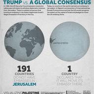 Trump vs A Global Consensus