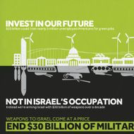 End $30 Billion of US Military Aid to Israel - Green Jobs