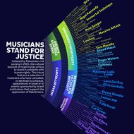 Musicians Stand for Justice