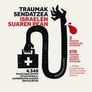 Israelek prestakuntza medikoa ukatzen du