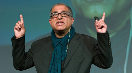 Deepak Chopra: Traveling light