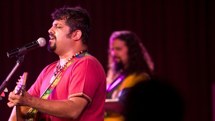 The Raghu Dixit Project: Everyman's song