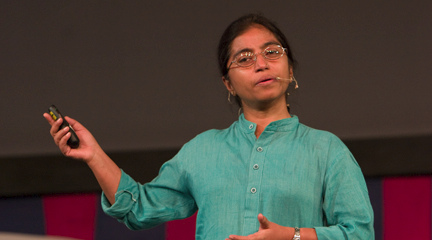 Sunitha Krishnan: A year after TEDIndia
