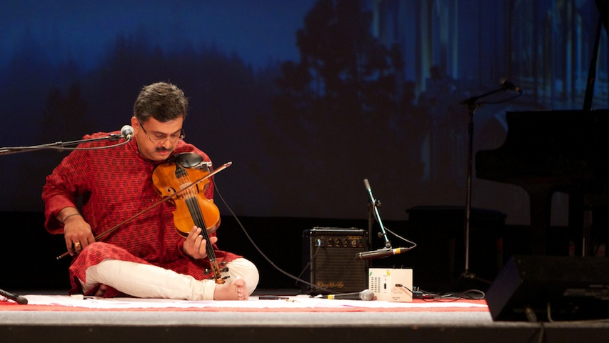 H K Venkatram: Ragas, moods, and emotions