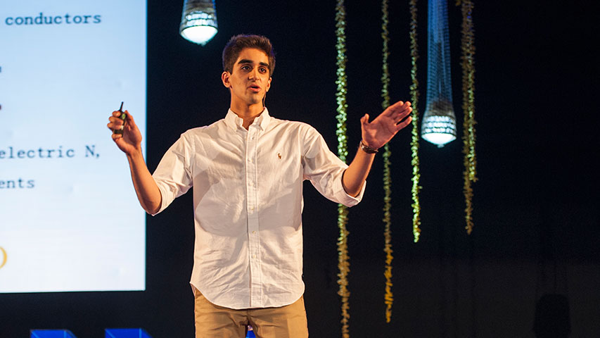 Param Jaggi: At 19, I think I can change the world