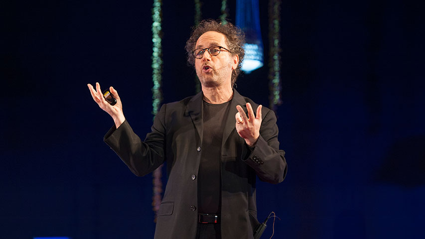 Tod Machover: When cities create music