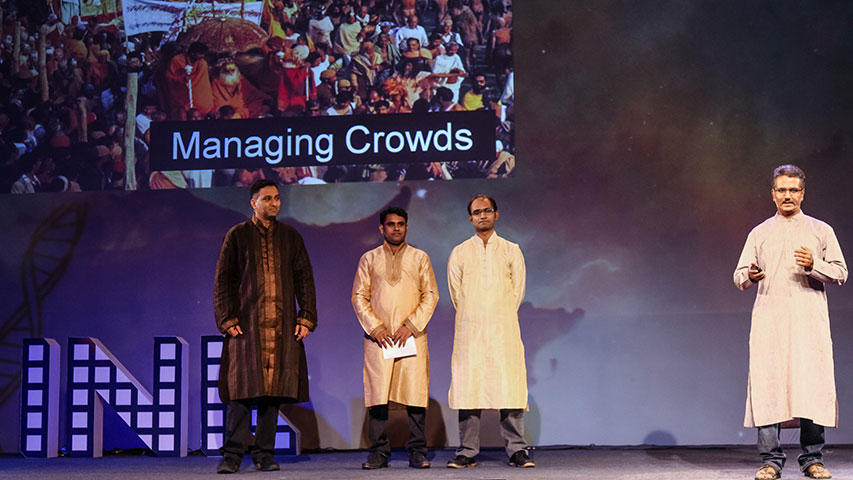 Innovating for the Kumbh Mela