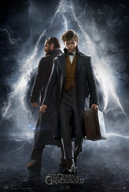 Fatastic beasts poster 1