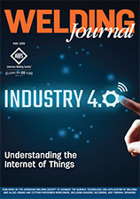 Welding Journal : Publications : American Welding Society