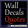 Wall Decals Quotes: Wall Stickers with Inspiring Quotes