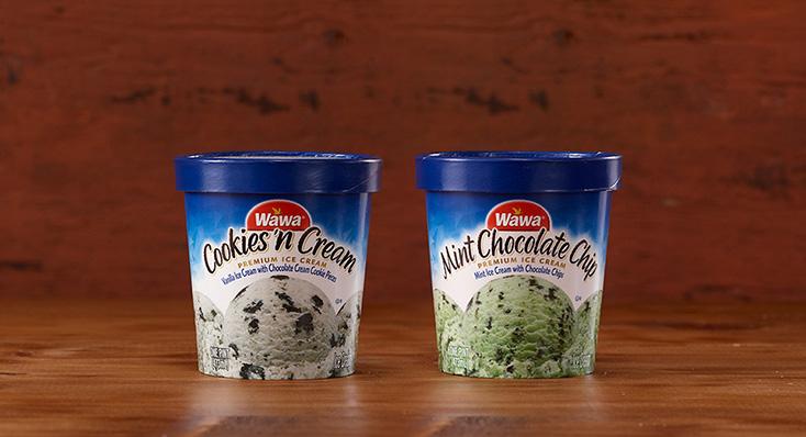 Wawa Ice Cream Pints Buy 1, get 1 for $1