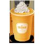 Wawa Chocolate Banana Cream Smoothie