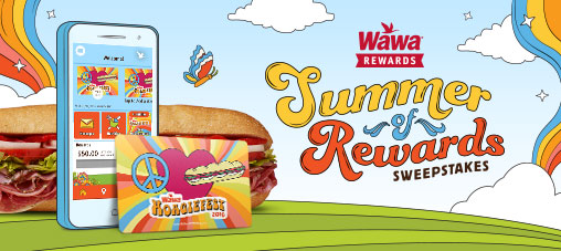 Summer of Rewards Sweepstakes