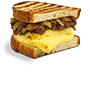 Steak Egg Omelet