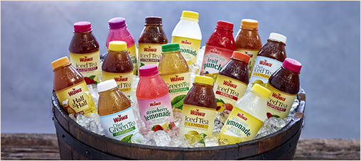 2 for $2 Wawa 16 oz. Teas & Fruit Drinks