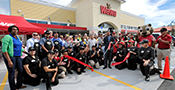 100th Florida Store Grand Opening Ribbon Cutting