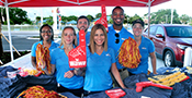 100th Florida Store Grand Opening Associates with Wawa Gear