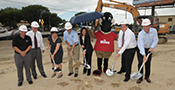 100th Florida Store Ground Breaking Group