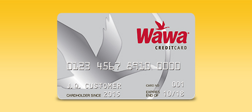 The Wawa Credit Card