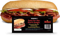 Wawa Hoagie Fundraising Coupon Program