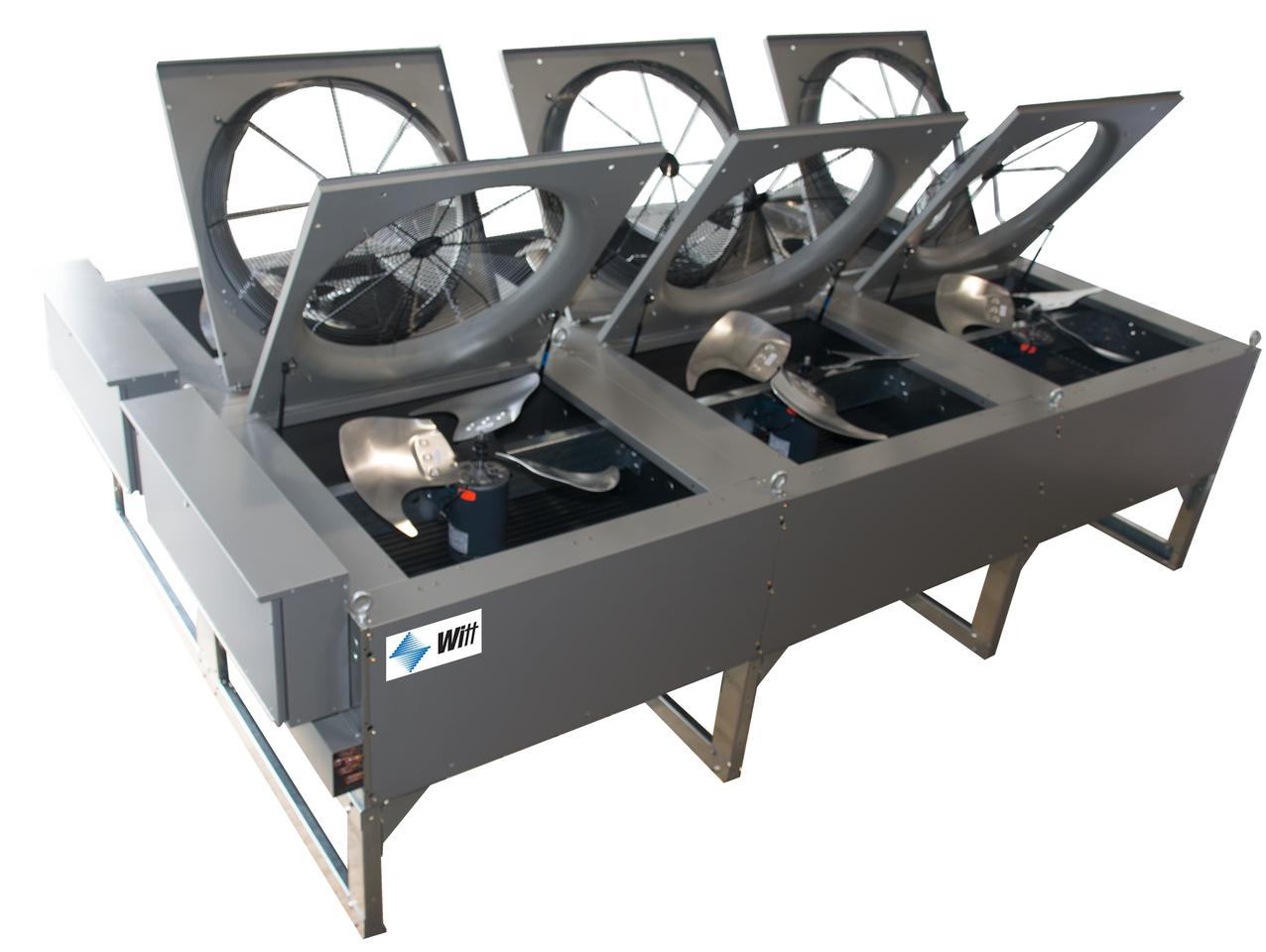 Quantum Air™  Remote Air Cooled Condensers