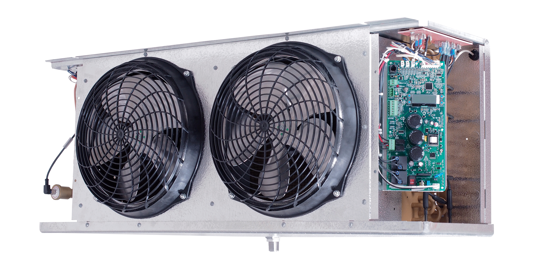 EcoNet® ENABLED UNIT COOLERS